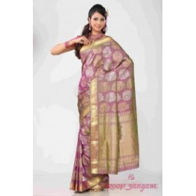 KNOW YOUR SAREE: RAVI SILK FROM UPADA